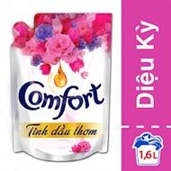 Nước xả Comfort tinh dầu thơm diệu kỳ túi 1.6 lít
