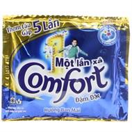 Nước xả Comfort 1 lần xả hương Ban mai 21ml (dây 10 gói)