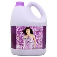 Nước xả Fresh và Soft Violet Romance can 3.8 lít
