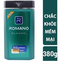 Dầu gội Romano Classic Deluxe Shampoo 380g