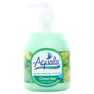 Sữa rửa tay Aquala Green Tea chai 500ml