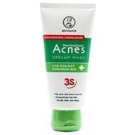 Kem rửa mặt Acnes kháng khuẩn và ngăn ngừa mụn 100g