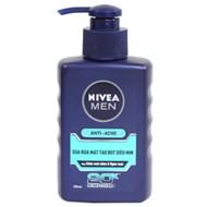 Sữa rửa mặt Nivea Men Kiểm soát nhờn, ngừa mụn 100ml