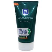 Gel tạo kiểu tóc Romano Classic siêu cứng 150g