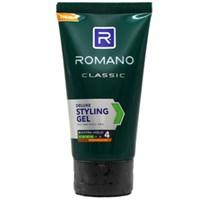 Keo tạo kiểu tóc Romano Classic 150g