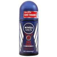 Lăn khử mùi Nivea Men khô thoáng 50ml