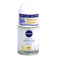 Lăn khử mùi Nivea trắng mịn tự nhiên 25ml