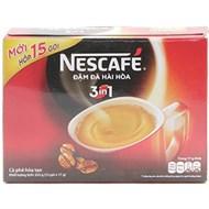 Cà phê sữa NesCafe đậm đà hài hòa gói 17g (hộp 15 gói)