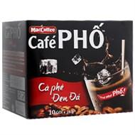 Cà phê Phố đen đá gói 16g (hộp 10 gói)