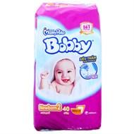 Miếng lót Bobby Newborn2 40 miếng (bé trên 1 tháng tuổi)