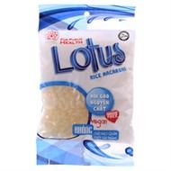 Nui gạo nguyên chất Lotus ngắn gói 200g