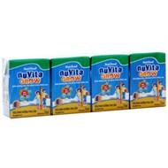 Sữa bột pha sẵn Nuvita Grow hộp 110ml (lốc 4 hộp)