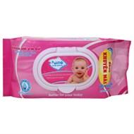 Khăn ướt Nano Baby Wipes không mùi gói 80 tờ (200mmx150mm)