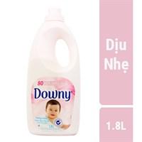 Nước xả Downy Baby Gentle chai 1.8 lít