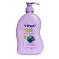 Tắm gội toàn thân Pureen (sữa chua, nho đen, mận) PR27017 750ml