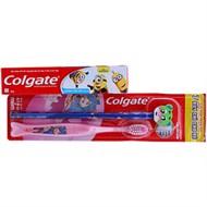 Bộ bàn chải và kem đánh răng cho bé Colgate Minion