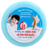 Kem dưỡng da chứa sữa và gạo Johnson 50g