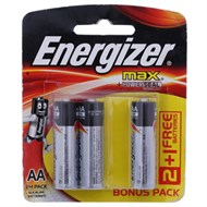 Pin AA Energizer Max Power LR6 E91BP2+1