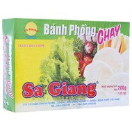 Bánh phồng chay Sa Giang 200g