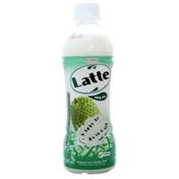 Nước giải khát Latte vị Mãng Cầu chai 345ml