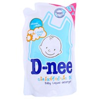 Nước giặt em bé Dnee túi trắng 600ml