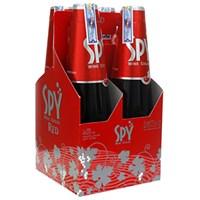 Rượu Spy Red chai 275ml (Lốc 4 chai)