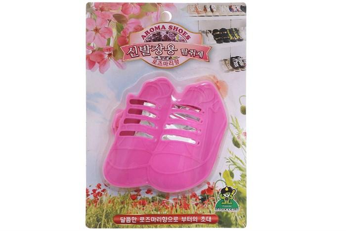 Túi thơm khử mùi tủ giầy Sandokkaebi hương hồng 4g