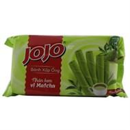Bánh quế JoJo nhân kem vị Matcha 125g