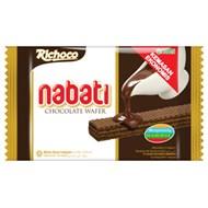 Bánh xốp Nabati vị Socola 52g
