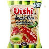 Snack tôm Oishi