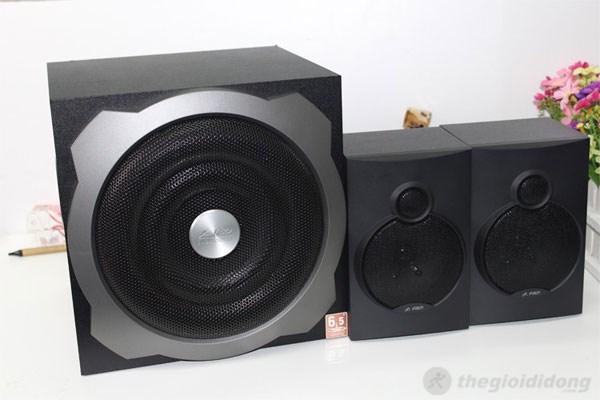 Fenda A521 mạnh mẽ với công nghệ âm thanh 2.1