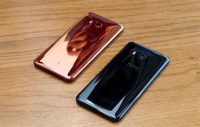 HTC U11 bỏng bẩy, hào nhoáng