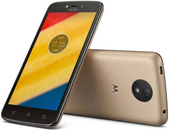 Thiết kế đậm chất Motorola