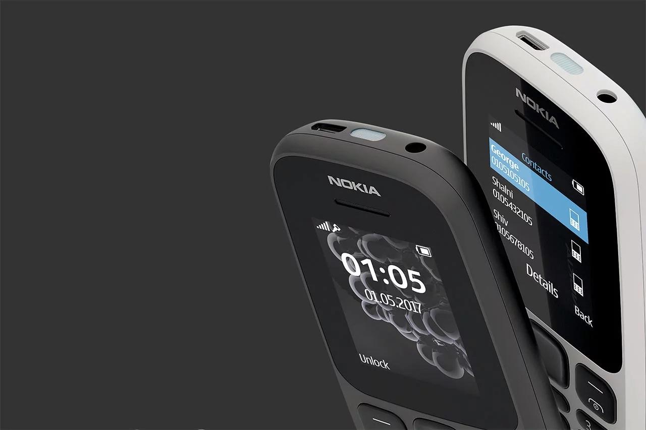 Màn hình Nokia 130 2017