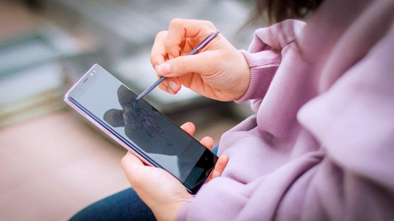 Thời lượng pin Samsung Galaxy Note 9