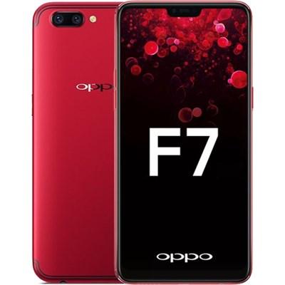 Rò rỉ OPPO F7 với thiết kế