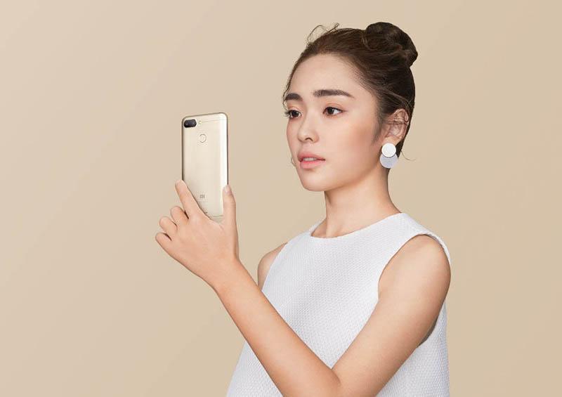Mở khóa bằng khuôn mặt trên Xiaomi Redmi 6