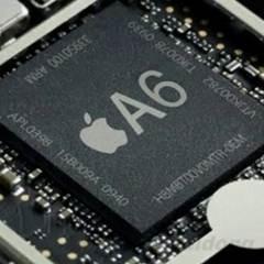 Iphone 5 sử dụng chip xử lý A6 của Apple