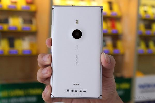 Nokia Lumia 925 công nghệ PureView