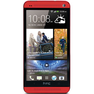 HTC One (Red)