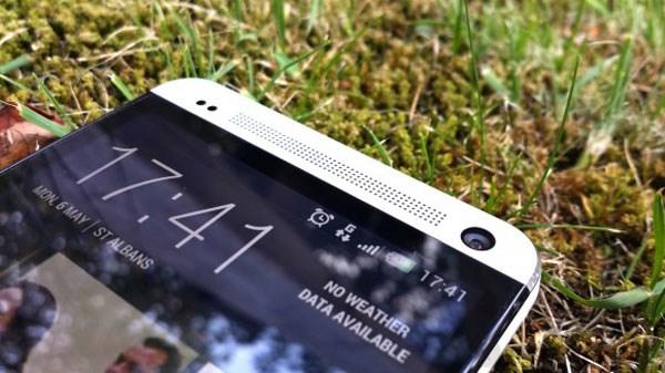 HTC One cho hiệu ứng âm thanh khá thú vị với loa BoomSound