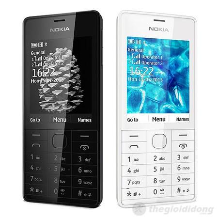 Nokia 515 thoải mái sử dụng trong nhiều ngày