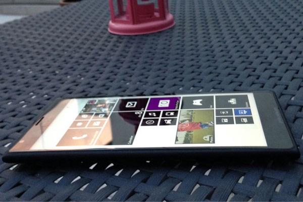 Lumia 1520 - Một siêu phẩm mới 6 inch ấn tượng của Nokia