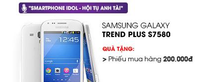 Điện thoại di động Samsung Galaxy Trend Plus