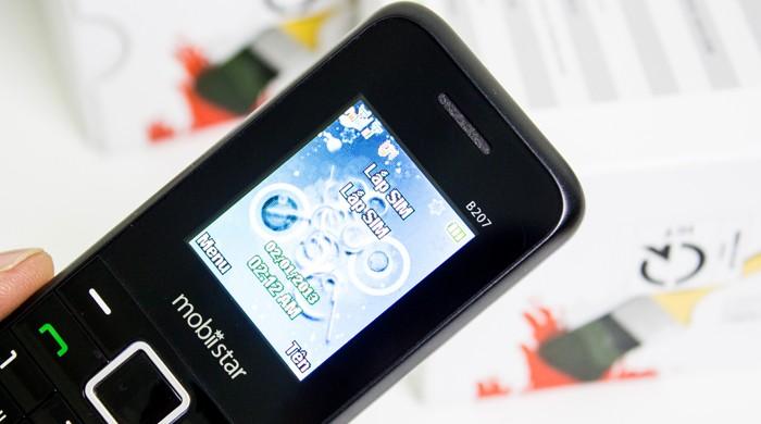 Mobiistar B207 Dual SIM