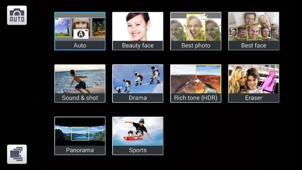 Galaxy Note 3 Neo camera chống rung