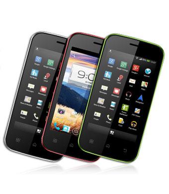 Q-Smart S19 màn hình