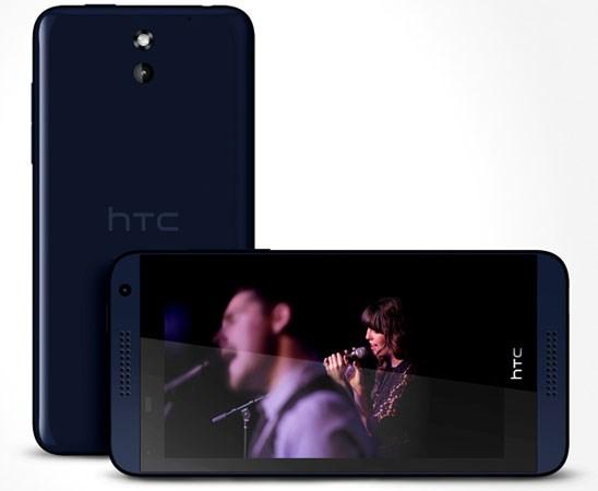 HTC Desire 610 loa Boom Sound