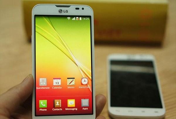 LG L70 thiết kết đẹp