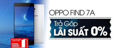 Điện thoại di động OPPO Find 7a